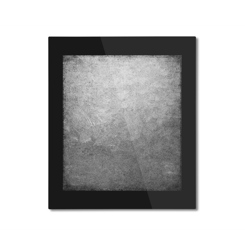 Ice Home Mounted Aluminum Print by bulo