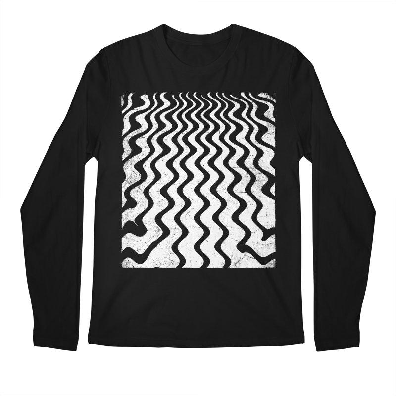 Magnetic Men's Longsleeve T-Shirt by bulo