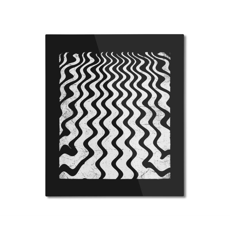 Magnetic Home Mounted Aluminum Print by bulo