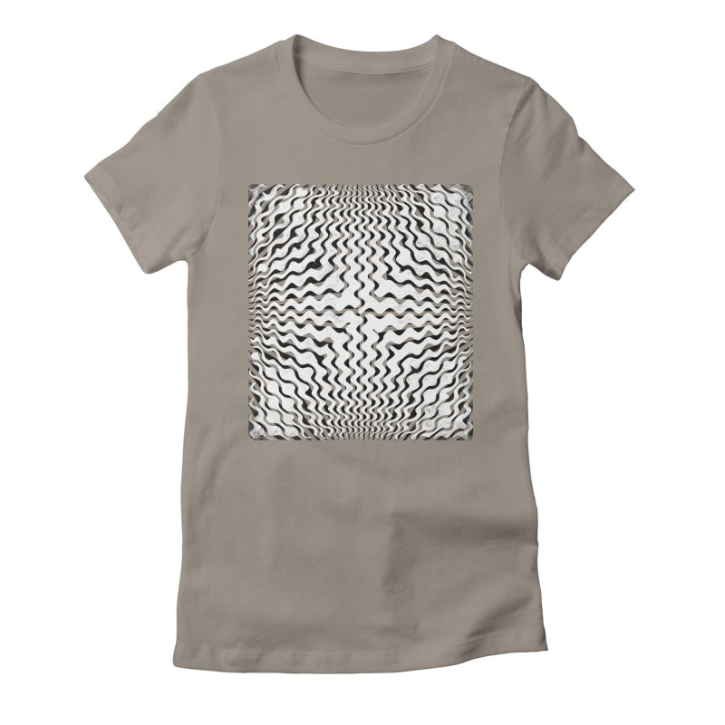 Magnetic Women's T-Shirt by bulo