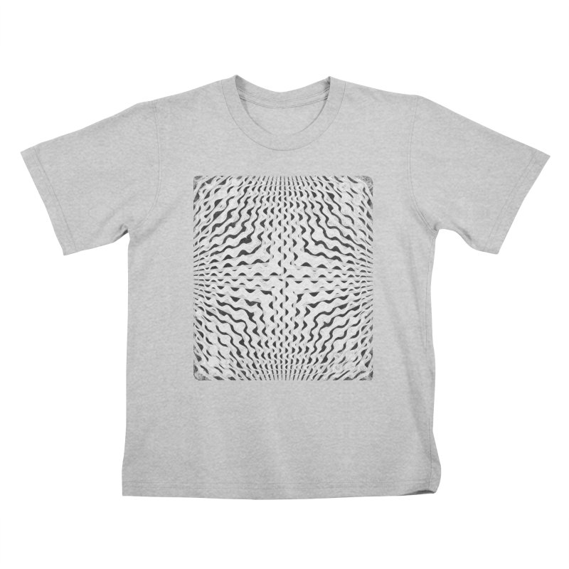 Magnetic Kids T-Shirt by bulo
