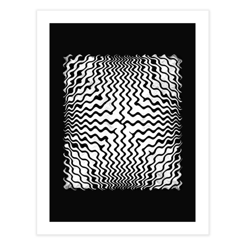 Magnetic Home Fine Art Print by bulo