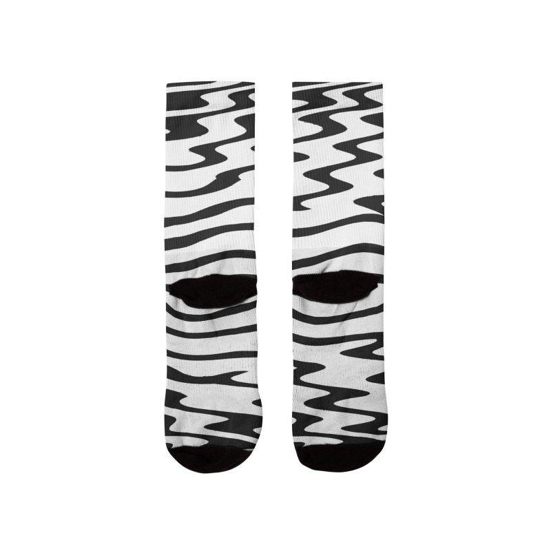 Magnetic Men's Socks by bulo
