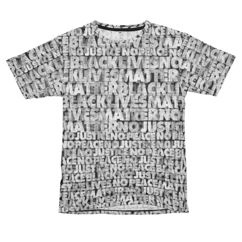 No Justice No Peace Women's Cut & Sew by bulo