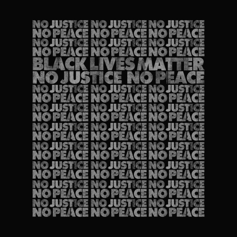 No Justice No Peace Men's Zip-Up Hoody by bulo