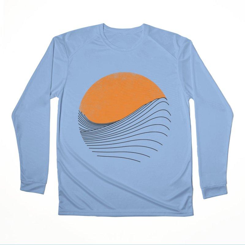Sunrise Men's Performance Longsleeve T-Shirt by bulo