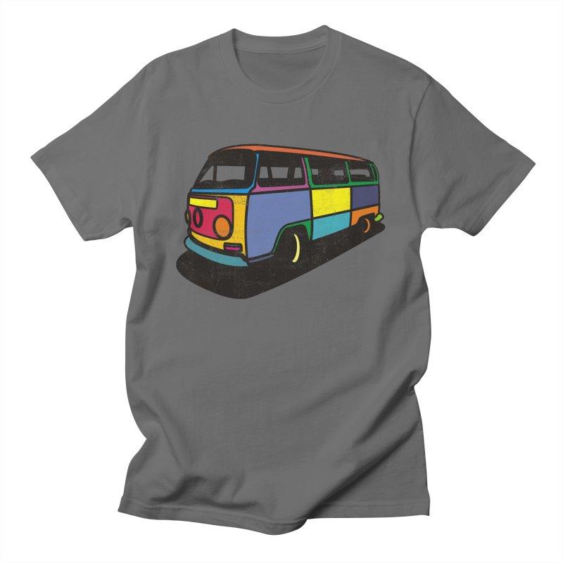 Van Men's T-Shirt by bulo