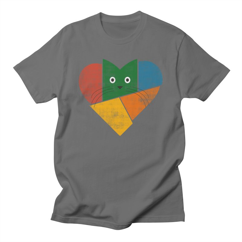 Kitty Men's T-Shirt by bulo