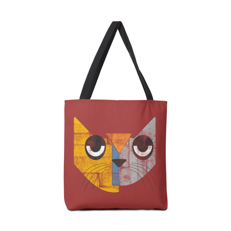 Cubicat Tired Accessories Bag by bulo