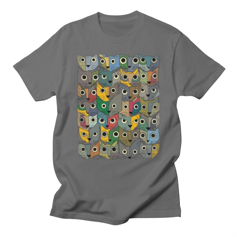 Kittens Men's T-Shirt by bulo