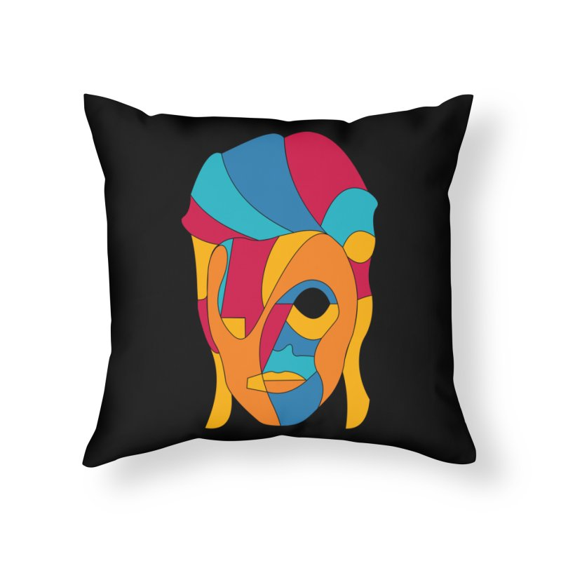 Bowie Face   by bulo