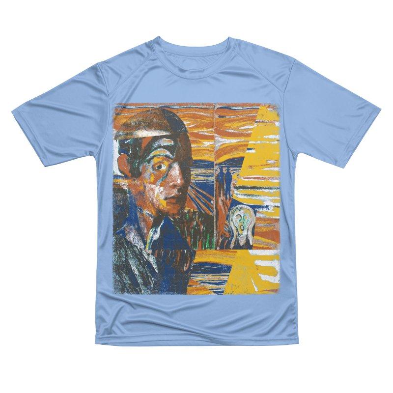 Munch (rework) Women's T-Shirt by bulo