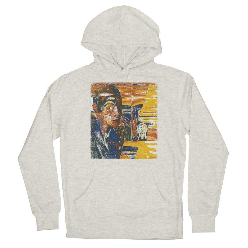 Munch (rework) Men's Pullover Hoody by bulo