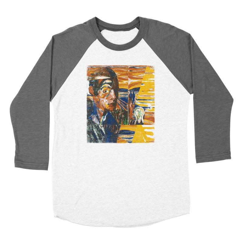 Munch (rework) Women's Longsleeve T-Shirt by bulo