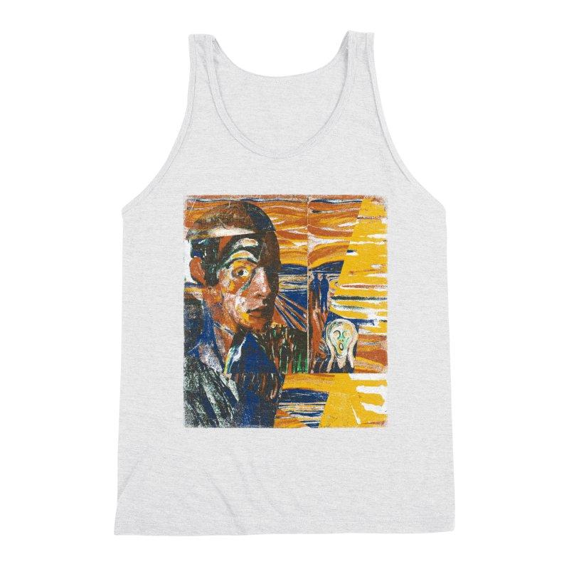 Munch (rework) Men's Tank by bulo