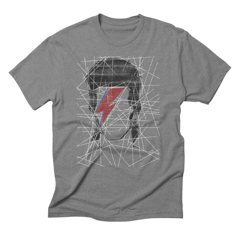 spaceoddities in Men's Triblend T-Shirt Grey Triblend by bulo