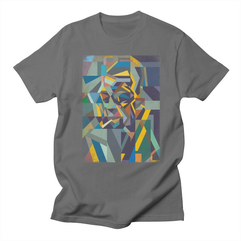 Camus Men's T-Shirt by bulo