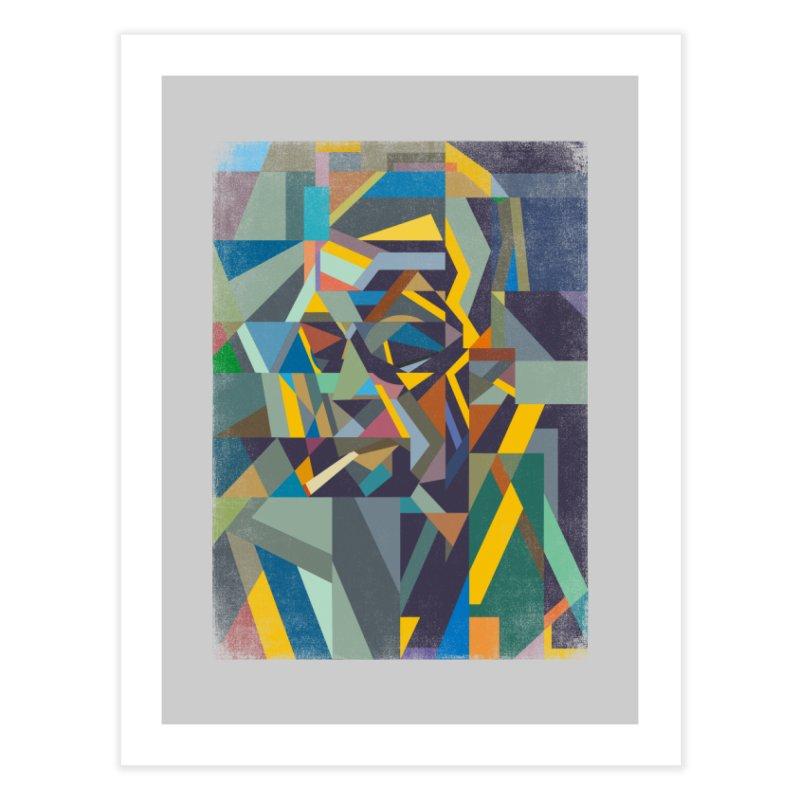 Camus Home Fine Art Print by bulo