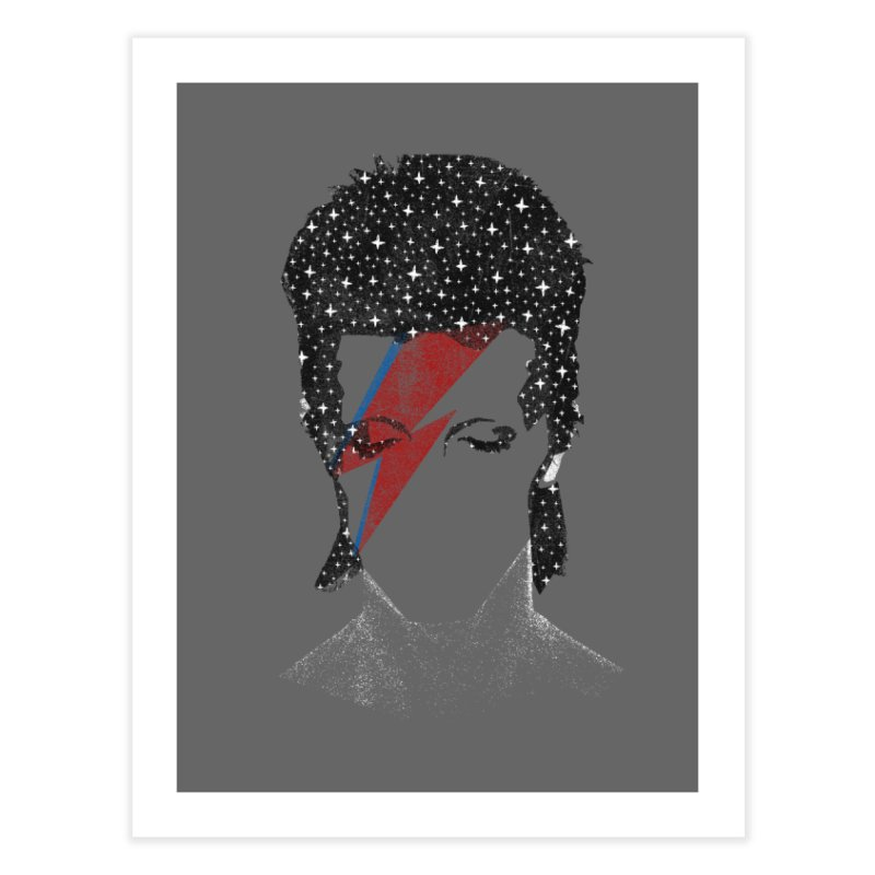 Starry Home Fine Art Print by bulo