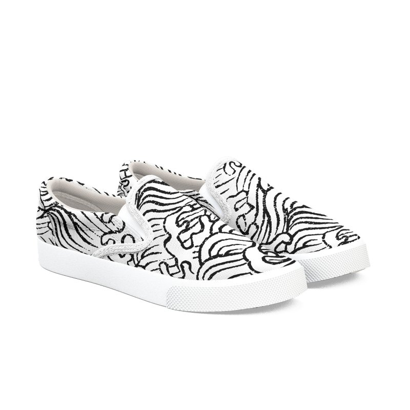 Ha Bun Shu Waves Refined Women's Shoes by bulo