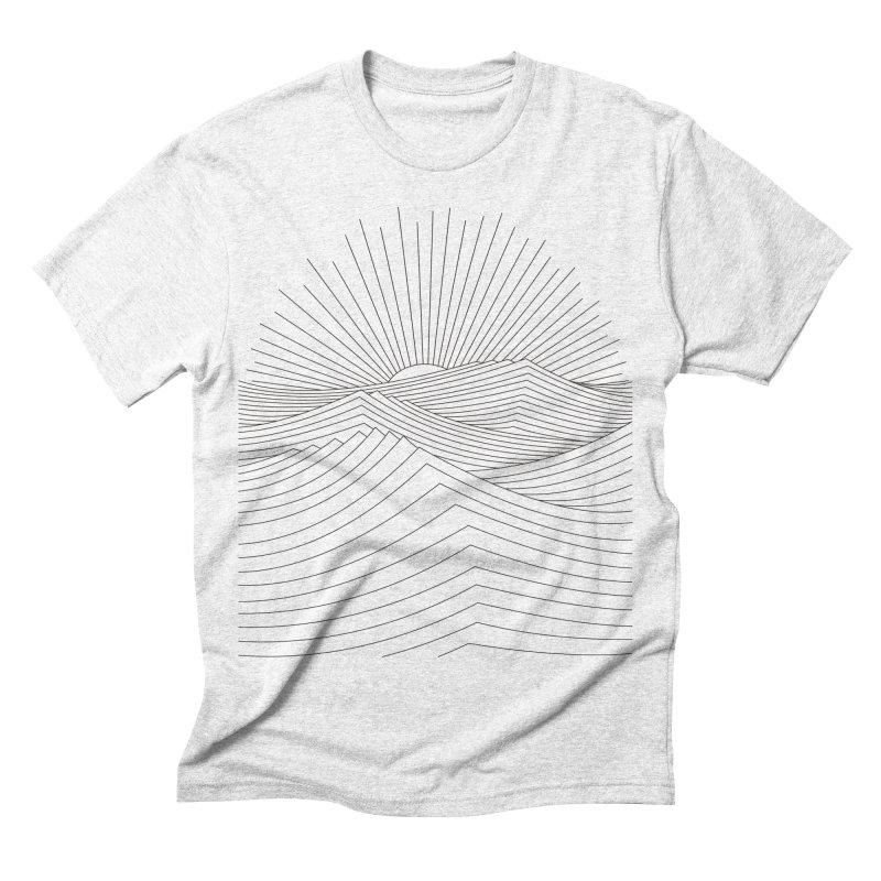 Sunrise Men's Triblend T-shirt by bulo