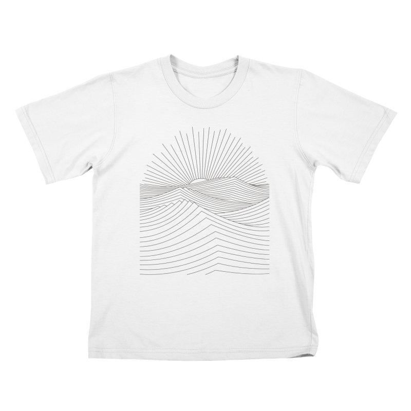 Sunrise Kids T-shirt by bulo