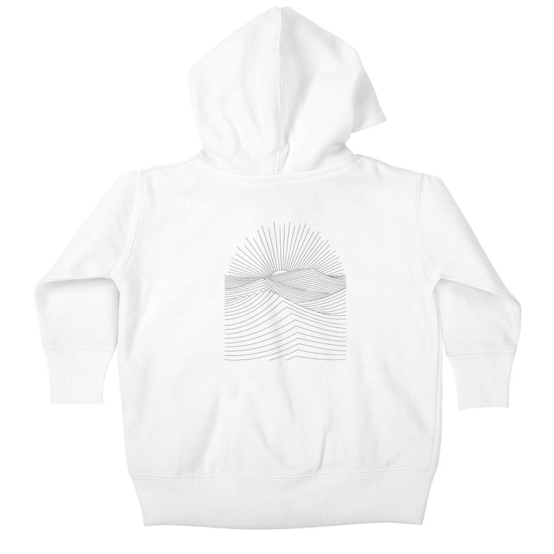 Sunrise Kids Baby Zip-Up Hoody by bulo