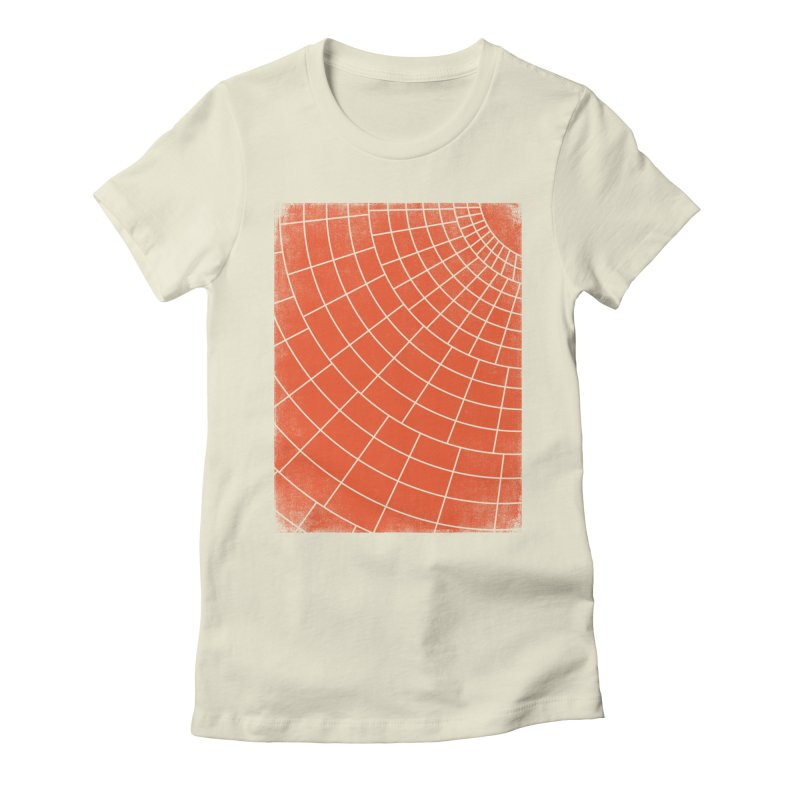 Sunlight Women's Fitted T-Shirt by bulo
