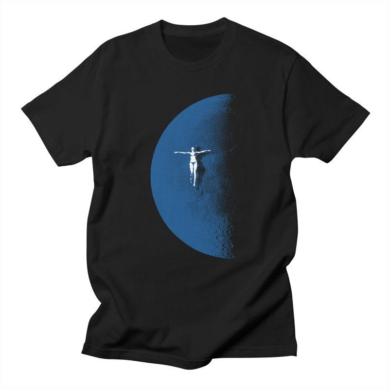 Blue Fantasy Rework Women's Unisex T-Shirt by bulo
