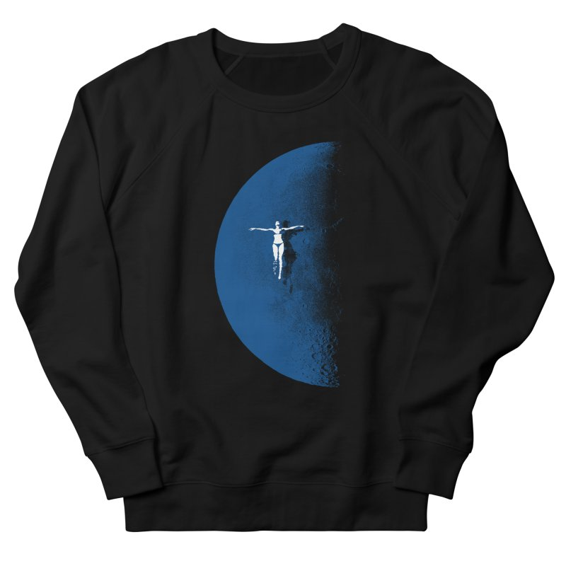 Blue Fantasy Rework Women's Sweatshirt by bulo