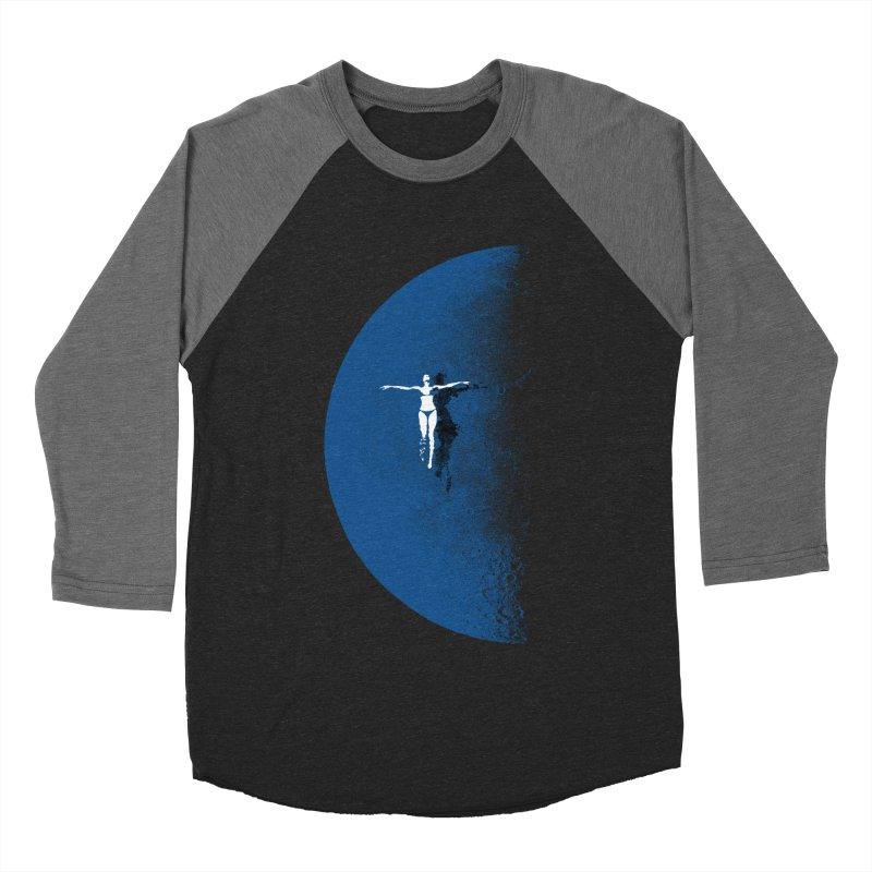 Blue Fantasy Rework Women's Baseball Triblend T-Shirt by bulo