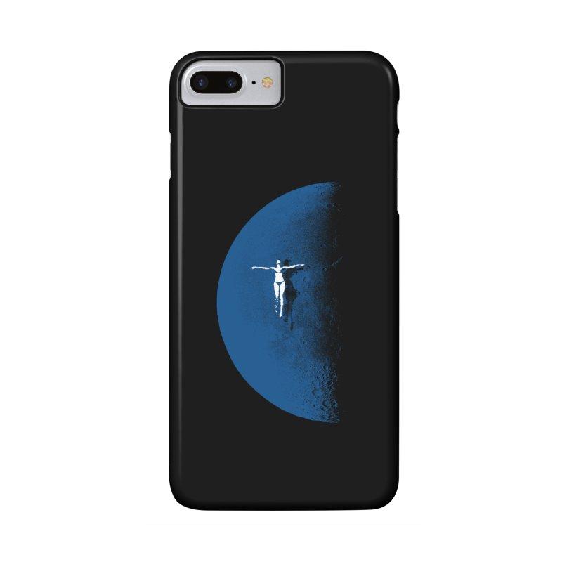 Blue Fantasy Rework Accessories Phone Case by bulo