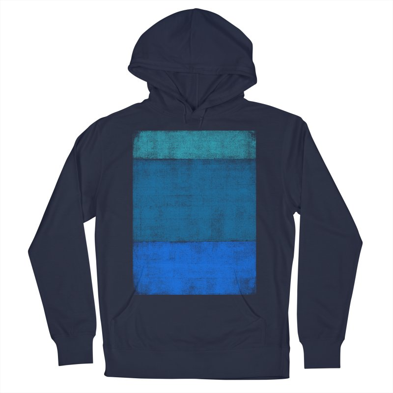 Blue Vibes Men's Pullover Hoody by bulo