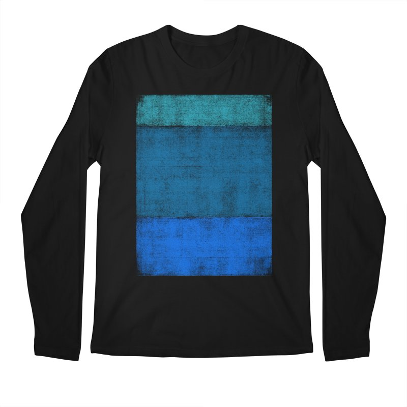 Blue Vibes Men's Longsleeve T-Shirt by bulo
