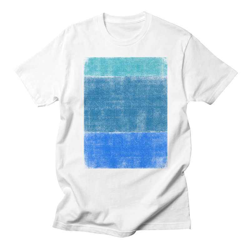 Blue Vibes Women's Unisex T-Shirt by bulo