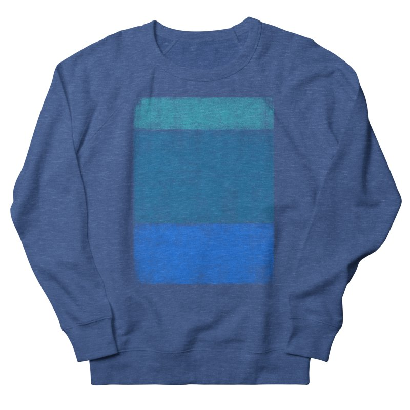 Blue Vibes Women's Sweatshirt by bulo
