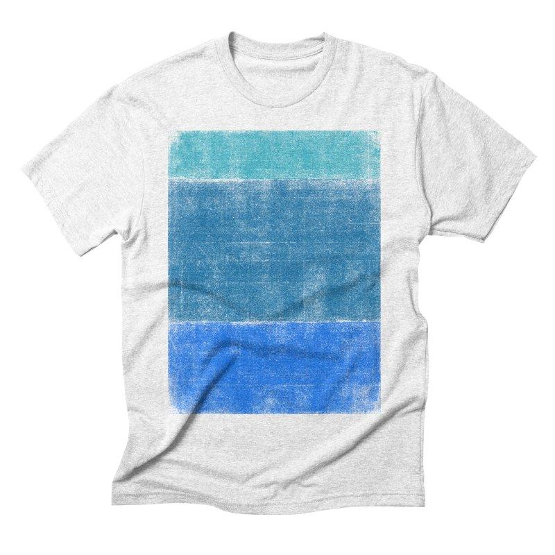 Blue Vibes Men's Triblend T-shirt by bulo