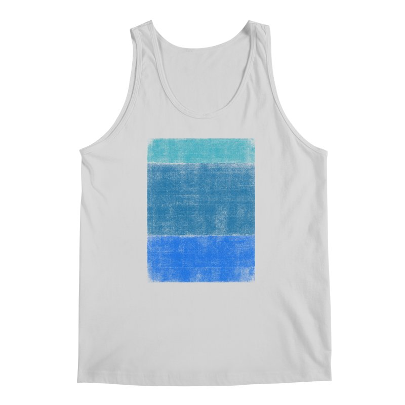 Blue Vibes Men's Tank by bulo
