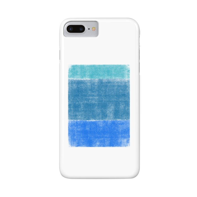 Blue Vibes Accessories Phone Case by bulo