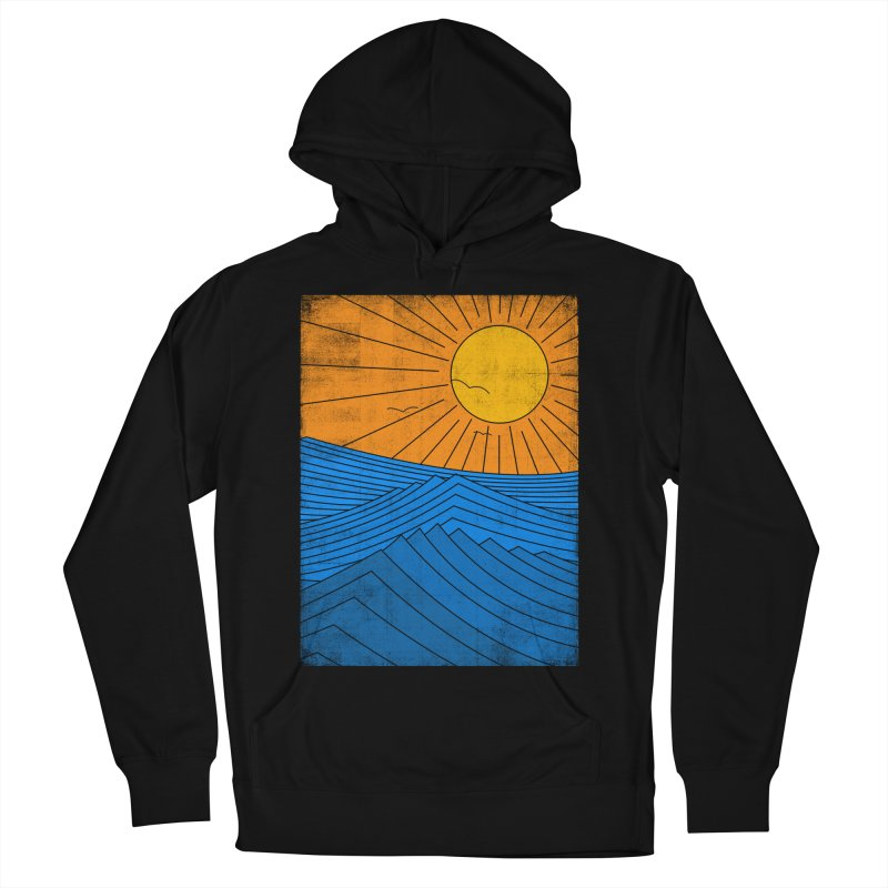 Sunny Day Men's Pullover Hoody by bulo