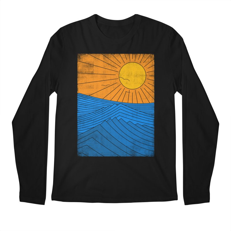 Sunny Day Men's Longsleeve T-Shirt by bulo