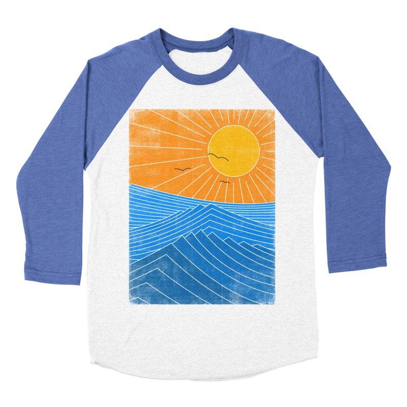 Sunny Day Women's Baseball Triblend T-Shirt by bulo