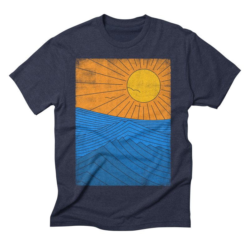 Sunny Day Men's Triblend T-shirt by bulo