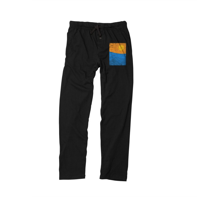 Sunny Day Men's Lounge Pants by bulo