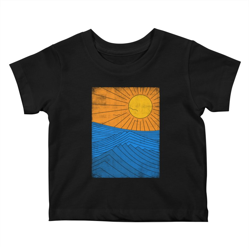 Sunny Day Kids Baby T-Shirt by bulo