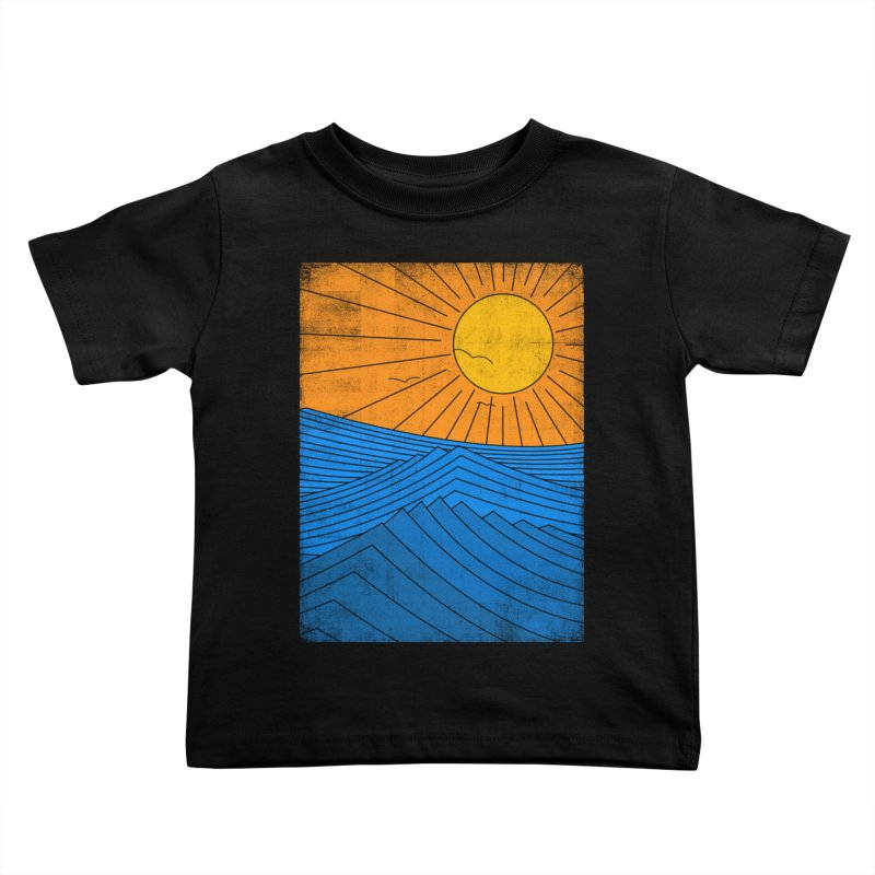 Sunny Day Kids Toddler T-Shirt by bulo