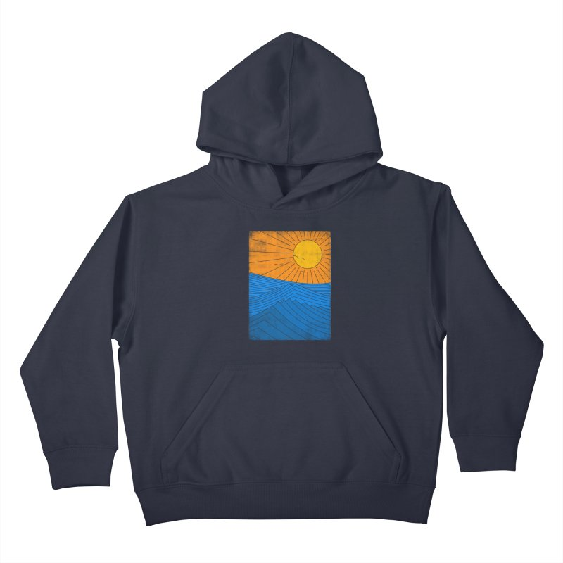 Sunny Day Kids Pullover Hoody by bulo