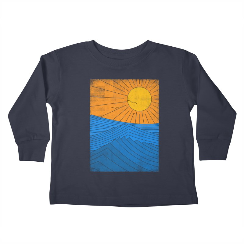 Sunny Day Kids Toddler Longsleeve T-Shirt by bulo