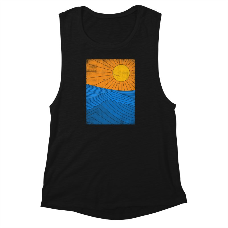 Sunny Day Women's Muscle Tank by bulo