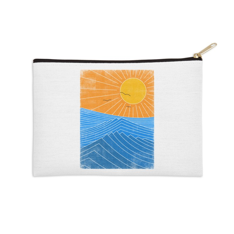 Sunny Day Accessories Zip Pouch by bulo